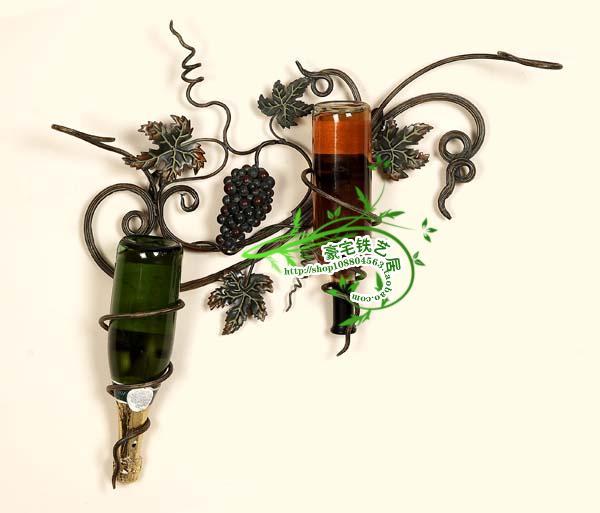 подставка для бутылок Mansions, wrought iron