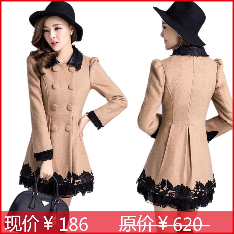 женское пальто ZYQ 2013