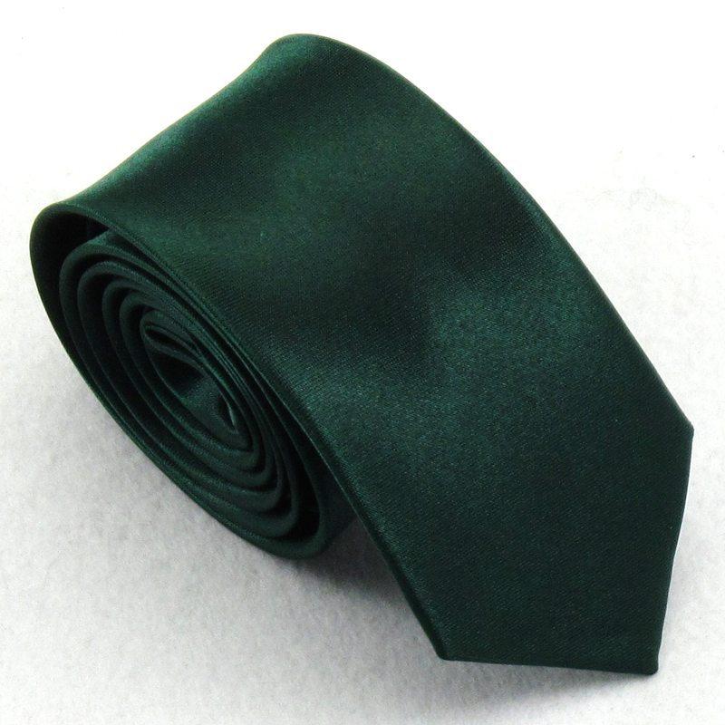 Стреловидный галстук Ультра- узкие ( 7 см) Другой Однотонный цвет Подкладка из полиэстера Для отдыха
