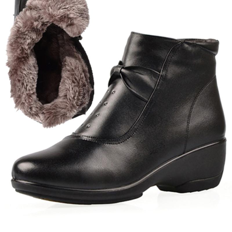 Круглый носок Плоская подошва Молния В с (3 -5см ) С перфорацией Стразы, Водонепроницаемая платформа Однотонный цвет