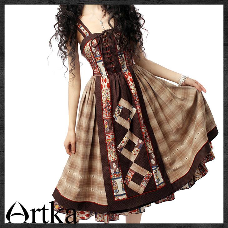 Женское платье Artka a09945 A09945U