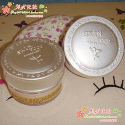 韩国专柜正品 skin food荞麦散粉/修容蜜粉定妆粉肌肤柔滑剔透