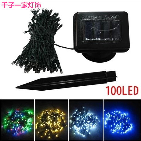 Solar Light String Christmas Lights Solar Garden Light Solar LED lights solar panels solar lights