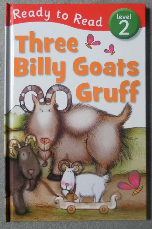 Детский альбом   Ready To Read Level Three Billy Goats Gruff
