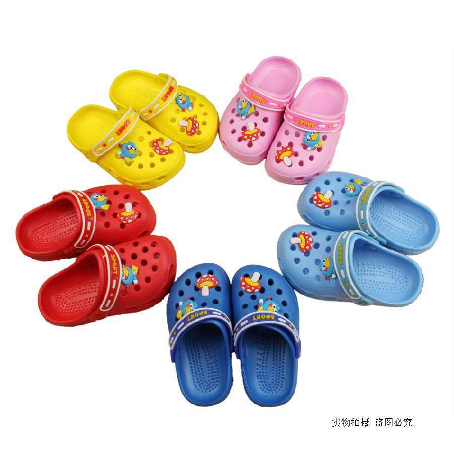 Детская обувь для дома 2370 2370 Девушки, Для молодых мужчин, Унисекс Лето