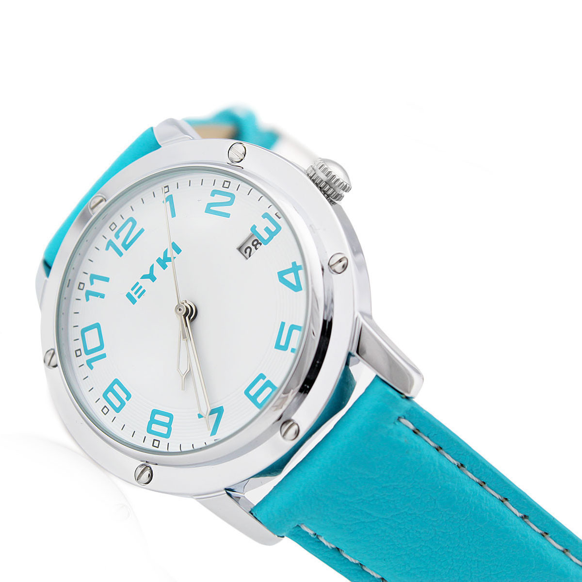 Часы Eyki Zgo 8561 Кварцевые часы Нейтральная форма Китай 2012