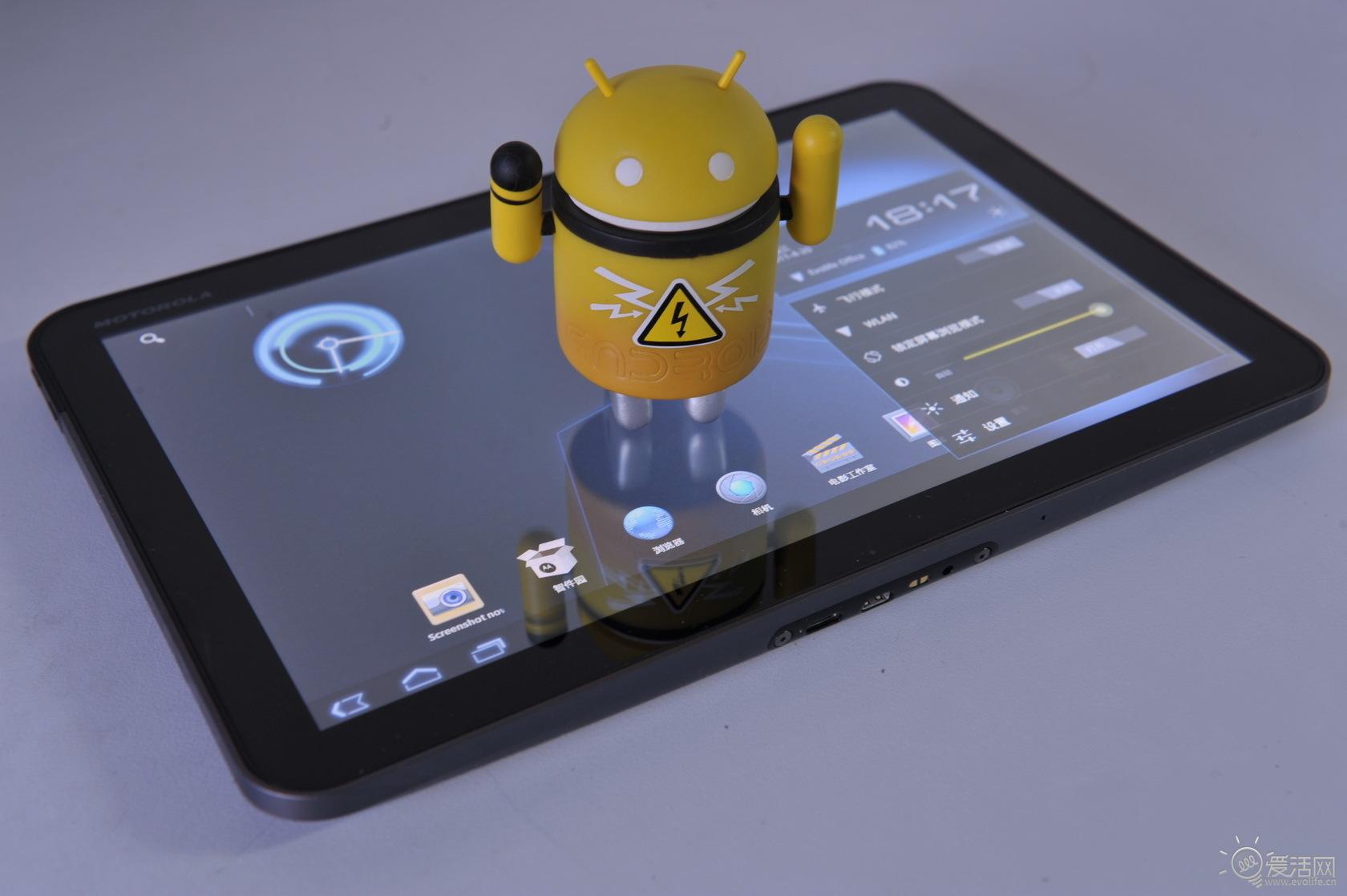 Планшет Motorola  XOOM MZ601(WCDMA)3G