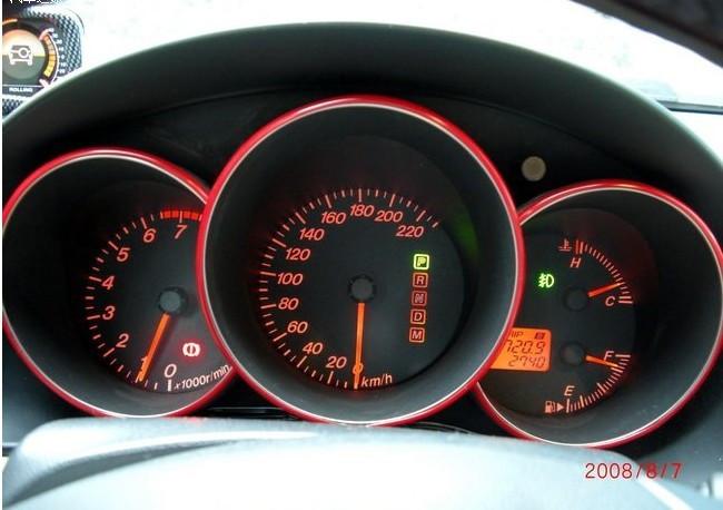 Авто тюнинг Корея многоцелевой изменен GTI Красного интерьера и украшения экстерьера автомобилей доступен (опционально)