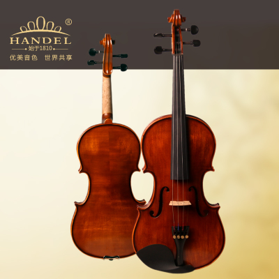 Handel high-grade violin HV - 300 beginner distinction of pure manual violin Children's adult instruments