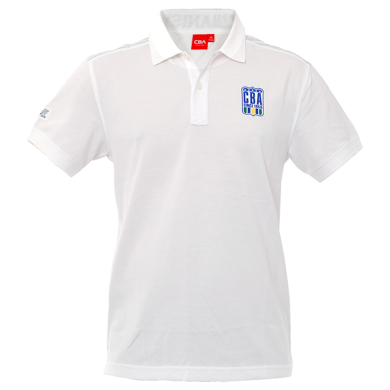 Спортивная футболка CBA d108015f/01 169 D108015F-01 Воротник-стойка CVC Спорт и отдых Влагопоглощающая функция С логотипом бренда