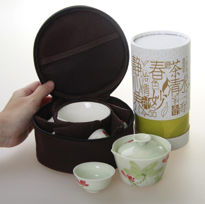 набор для чайной церемонии Taiwan should dragon porcelain gj616ml6 Чайный сервиз На 6-х человек Фарфор