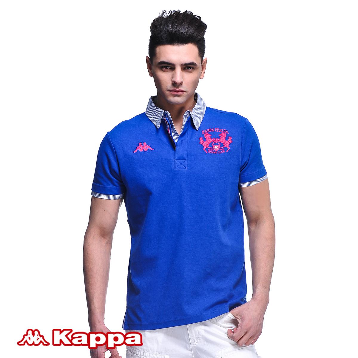 Рубашка поло KAPPA k2102pd495 POLO Для мужчин Короткие рукава ( ≧35cm )