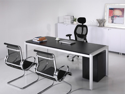 Shanghai factory direct employees digit combination desk staff tables computer desk desk single print tables