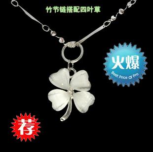 纯银情侣项链 有千足纯银项链吗999 纯银十字架项链 - yoyotaobao - 一起一起