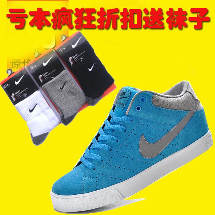 кроссовки Nike 803 2012 Зима 2011 Универсальная Другой материал
