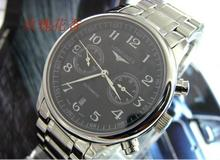 Swiss quartz movement watch Master Mingjiang 6-pin male models