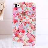 New Dielianhua iphone4 cellphone shell rhinestones 4s shell Apple protective sleeve fittings