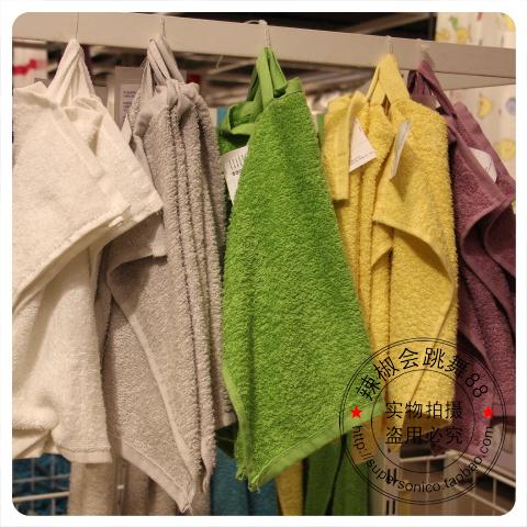 Полотенце Нанкин IKEA Покупка Хелен небольшой квадратный шарф