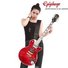 预言款Epiphone Prophecy Les Paul Custom Plus GX/EX电吉他包邮