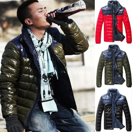 12男士秋冬 超保暖 北京青年同款杜淳何北同款棉衣 男图片