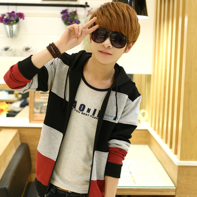 Spring fleece 14 to 15-16-17-18 to 19 year old boy 13 boys jacket coat adolescents with high school students