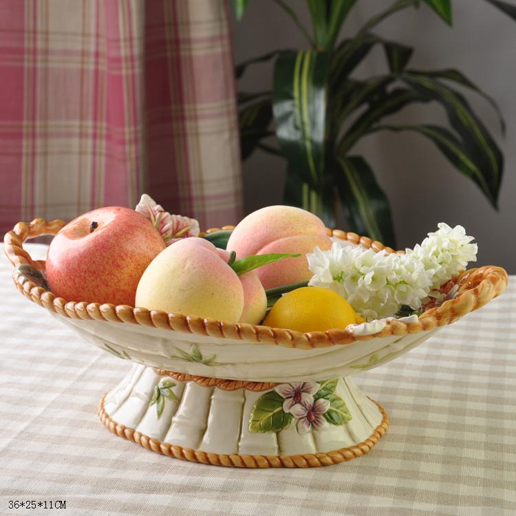 Ваза под фрукты Fang Ya 2381y