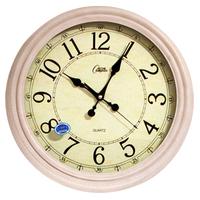 康巴丝静音挂钟 客厅大石英钟 霸道欧式田园时钟表墙钟
