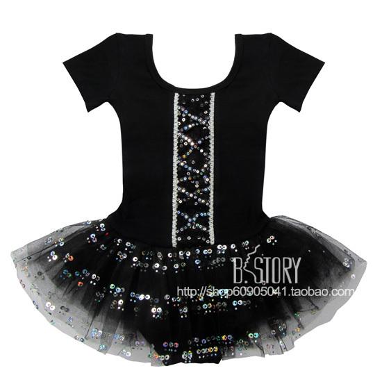 Детская одежда для танцев Original single Девушки Балет