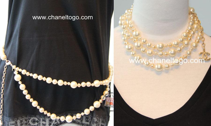 Ремень Chanel 2011