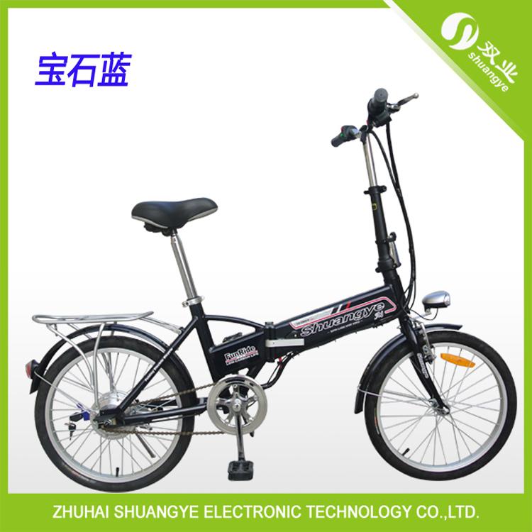 Электрический велосипед Yue Qi 3610b 36V