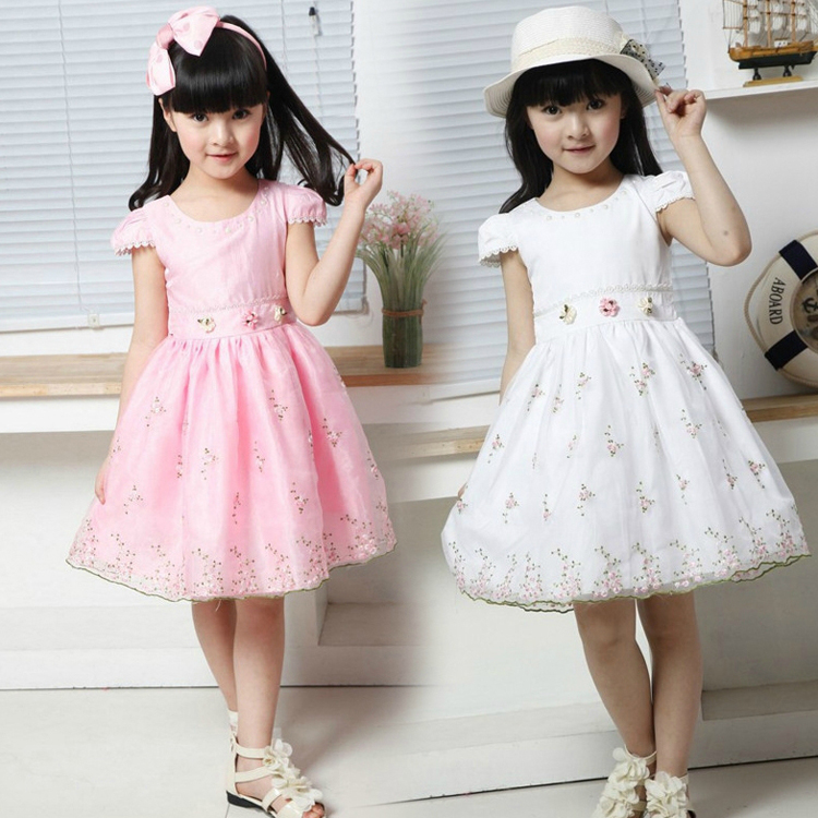 2014 summer girls skirt kids clothing princess dress  Taobao Agents