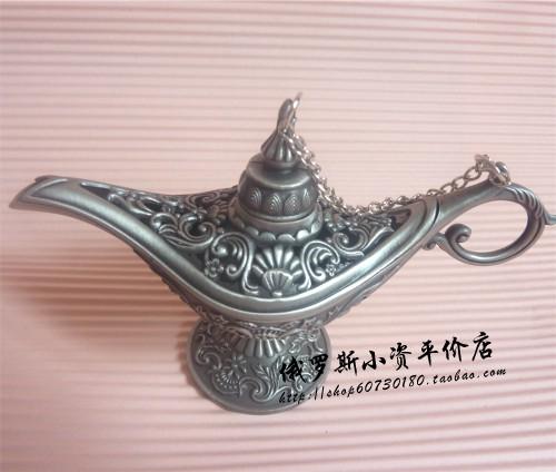 Russia crafts Tin large pierced Aladdin gifts