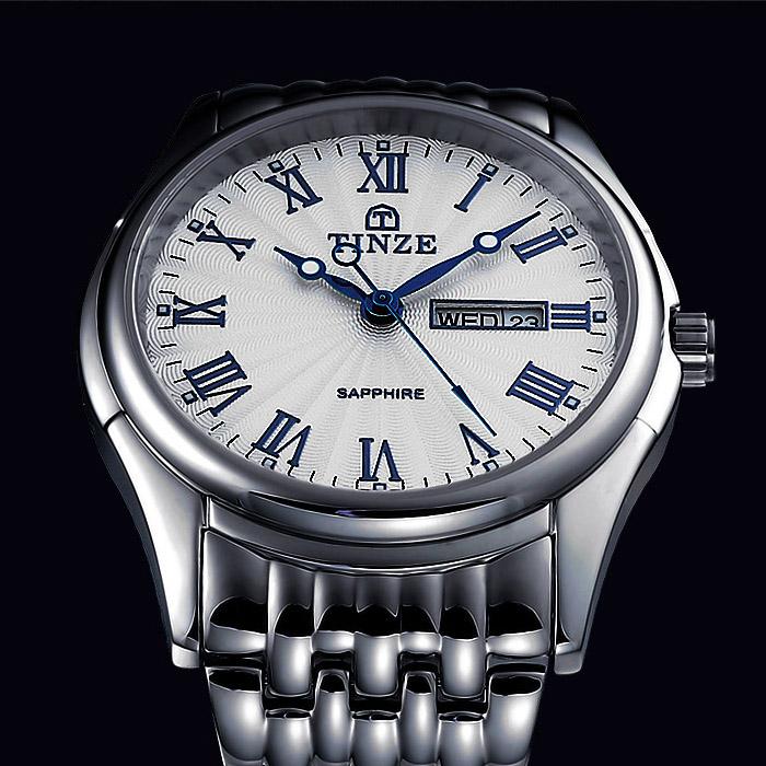 Часы Tinze sky Кварцевые часы Мужские Швейцария 2012