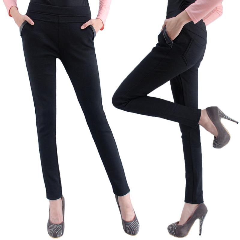 Женские брюки 2088 ( ) 2011 Узкие брюки-карандаш Повседневный