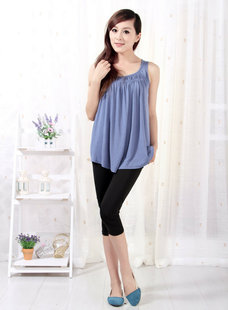 Add your maternity dresses summer Korean loose comfortable Camisole in pregnant women pregnant woman base coat