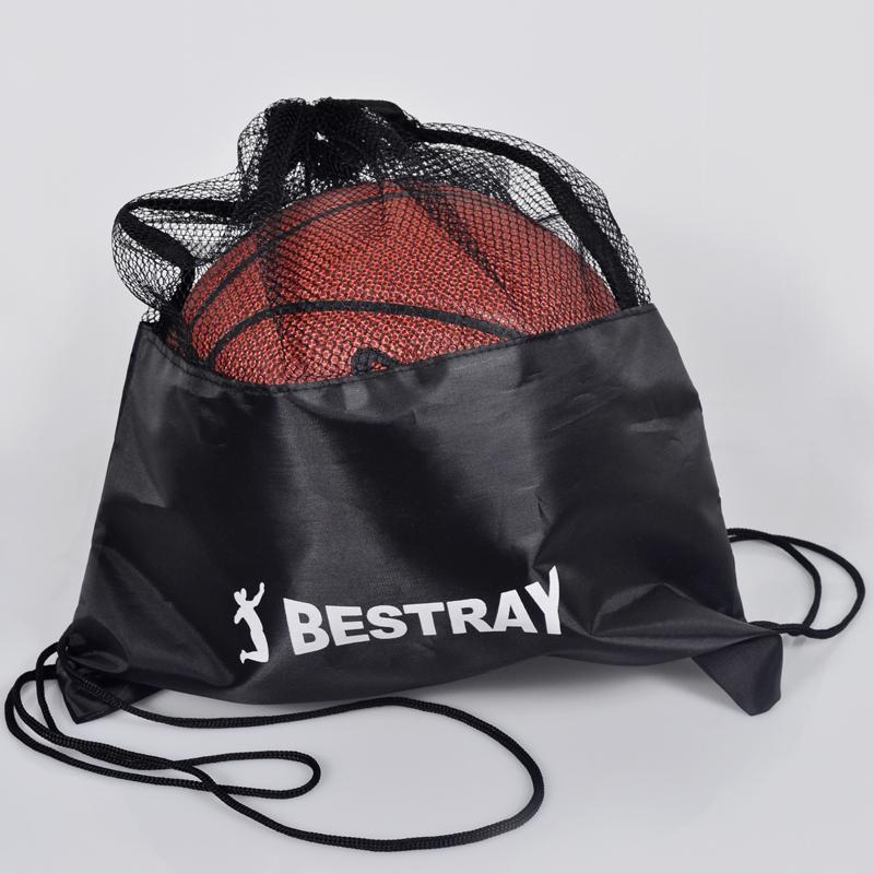 海川体育 正品BESTRAY/百斯锐 篮球包  黑色款