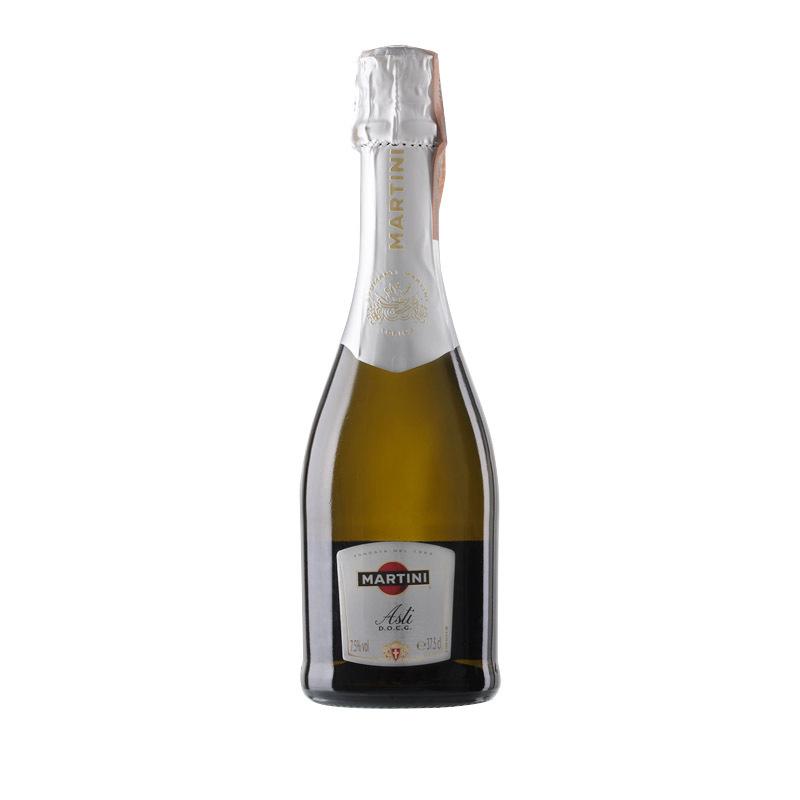 正品原装进口洋酒 马天尼Asti甜起泡香槟酒/葡萄酒礼盒装 375ml