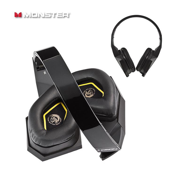 Monster 魔声 迪赛Diesel Noise Division VEKTR 头戴式耳机