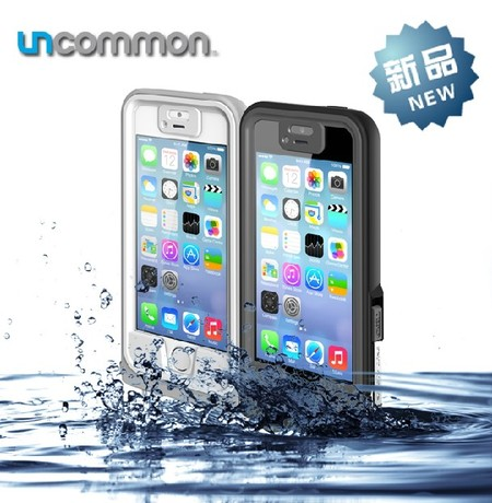 UNCOMMON SAFETY CASE iPhone5S防水壳苹果5保护套进口三防潜水壳