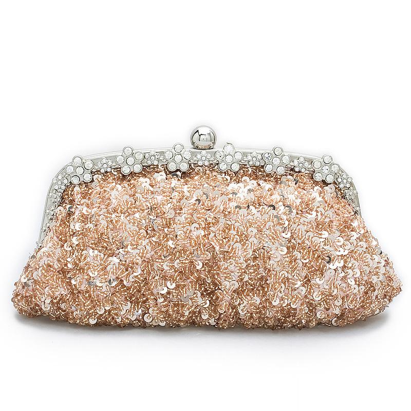 2013新款欧美女包链条包手拿包晚宴包新娘包水钻手包亮片包