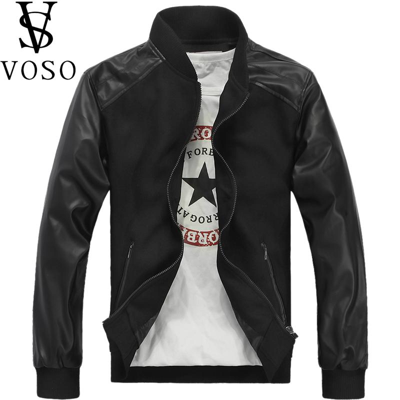 Куртка VOSO 9819 Воротник-стойка