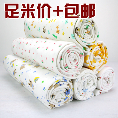 A knitted cotton fabric cotton baby clothes and fabrics within close Infant Organic natural colored fabric