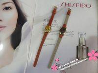 推荐~ 韩国2014新款 超美显档次 出口女装皮带手表 复古精致优雅