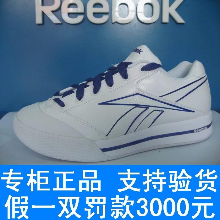 Кроссовки для тенниса Reebok v58187 Осенью 2011 года Искусственная кожа Мужские