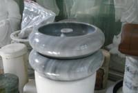 石材工艺品石材烟灰缸摆件 礼品 批发 10件起bt