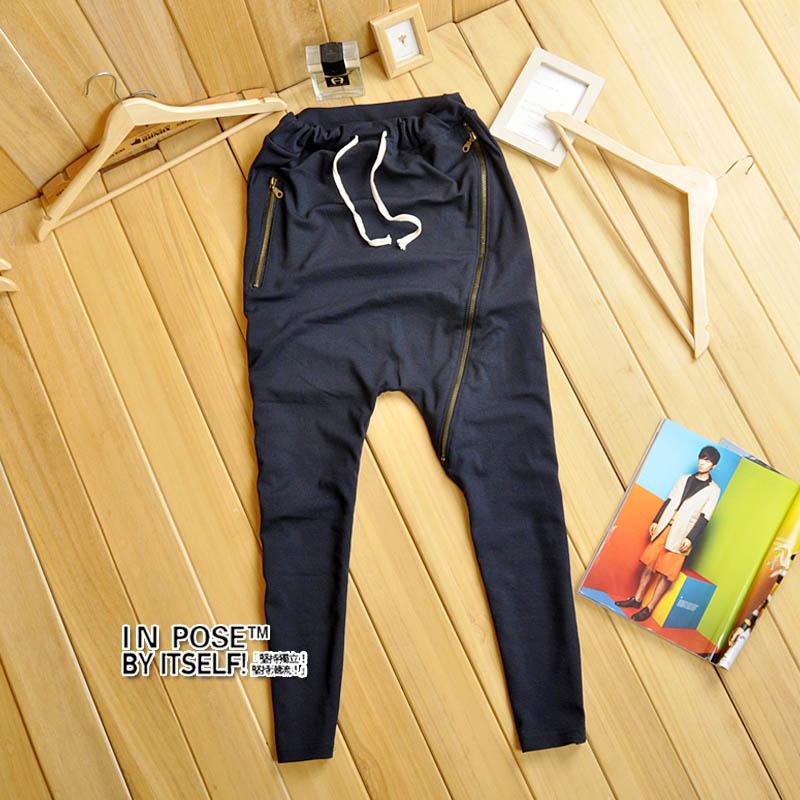 Женские брюки INPOSE INPOSE2013 Длинные брюки Узкие брюки-карандаш Городской стиль Разное Молния