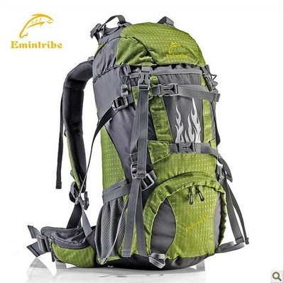 2013 new special backpack outdoor climbing backpack 40L genuine men and women shoulder waterproof ripstop
