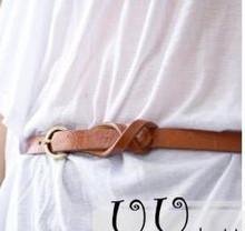 0001480 韩国流行 百搭纤细腰带 腰饰
