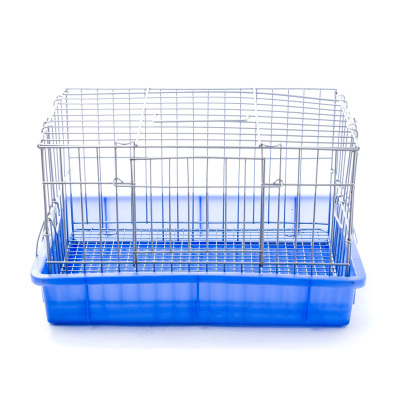 Promotional RABBITCAGE blue pots rabbit cage rabbit cage Small Animals Small Animals (new)