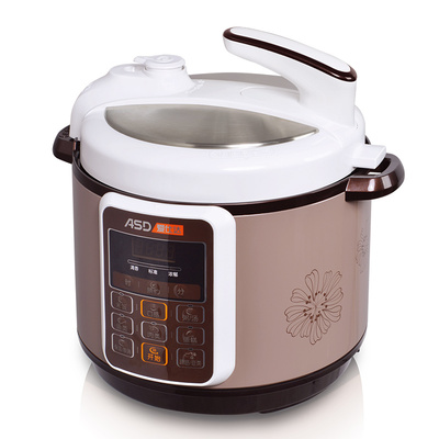 ASD / ASD AP-Y6018E 6L pressure cookers, pressure cookers double gall genuine UNPROFOR shipping